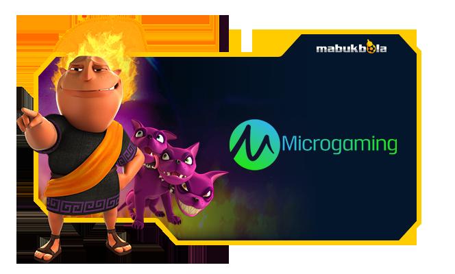 8 Slot Online Microgaming Terbaik & Terpopuler, Mabukbola